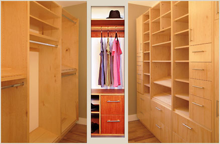 ... Home With The Most Beautiful Modular Closet And Furniture Systems  Available. Walk In Closets, Reach In Closets, Shoe Shelves, Tilt Out  Hampers, Drawers, ...